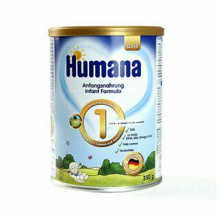 Sữa Humana Gold số 1 lon 350g