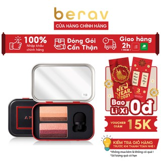 Bảng Phấn Mắt April Skin Perfect Magic Dual Eyeshadow (6g) thumbnail