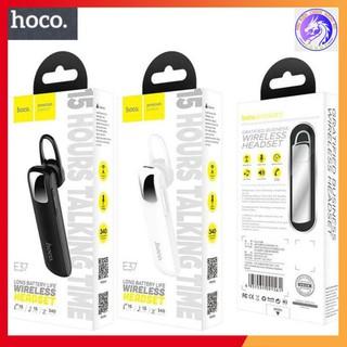 [Mã ELFLASH5 giảm 20K đơn 50K] Tai Nghe Bluetooth Hoco E37 Gratified Business Pin Cực Khủng 15h Đàm Thoại