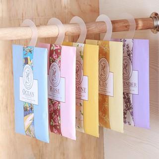 Yêu Thíchtúi thơm treo tủ quần áo hương thơm thảo mộc tự nhiên an toàn sức khỏe