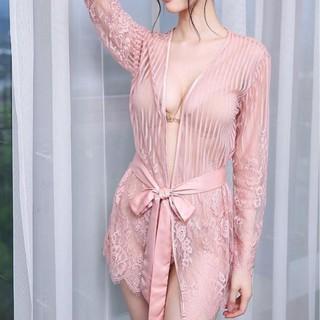 Aó choàng ngủ ren sexy mềm mịn 🔥FREESHIP 50K🔥 váy ngủ sexy đẹp giá rẻ đồ ngủ ren cao cấp freesize dưới 60kg 😘 !