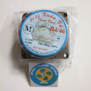 Stator quạt b3 b4 (dây đồng) cuộn lõi - phụ tùng quạt lóc sa quạt
