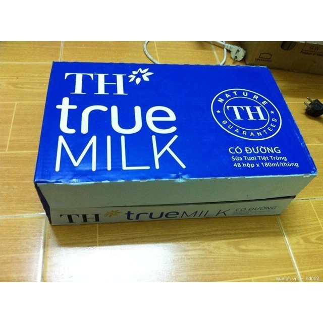 1 thùng SỮA TƯƠI TH True milk loại 180ml (48 hộp) DATE 7/2018 - 2945921 , 254364300 , 322_254364300 , 368000 , 1-thung-SUA-TUOI-TH-True-milk-loai-180ml-48-hop-DATE-7-2018-322_254364300 , shopee.vn , 1 thùng SỮA TƯƠI TH True milk loại 180ml (48 hộp) DATE 7/2018