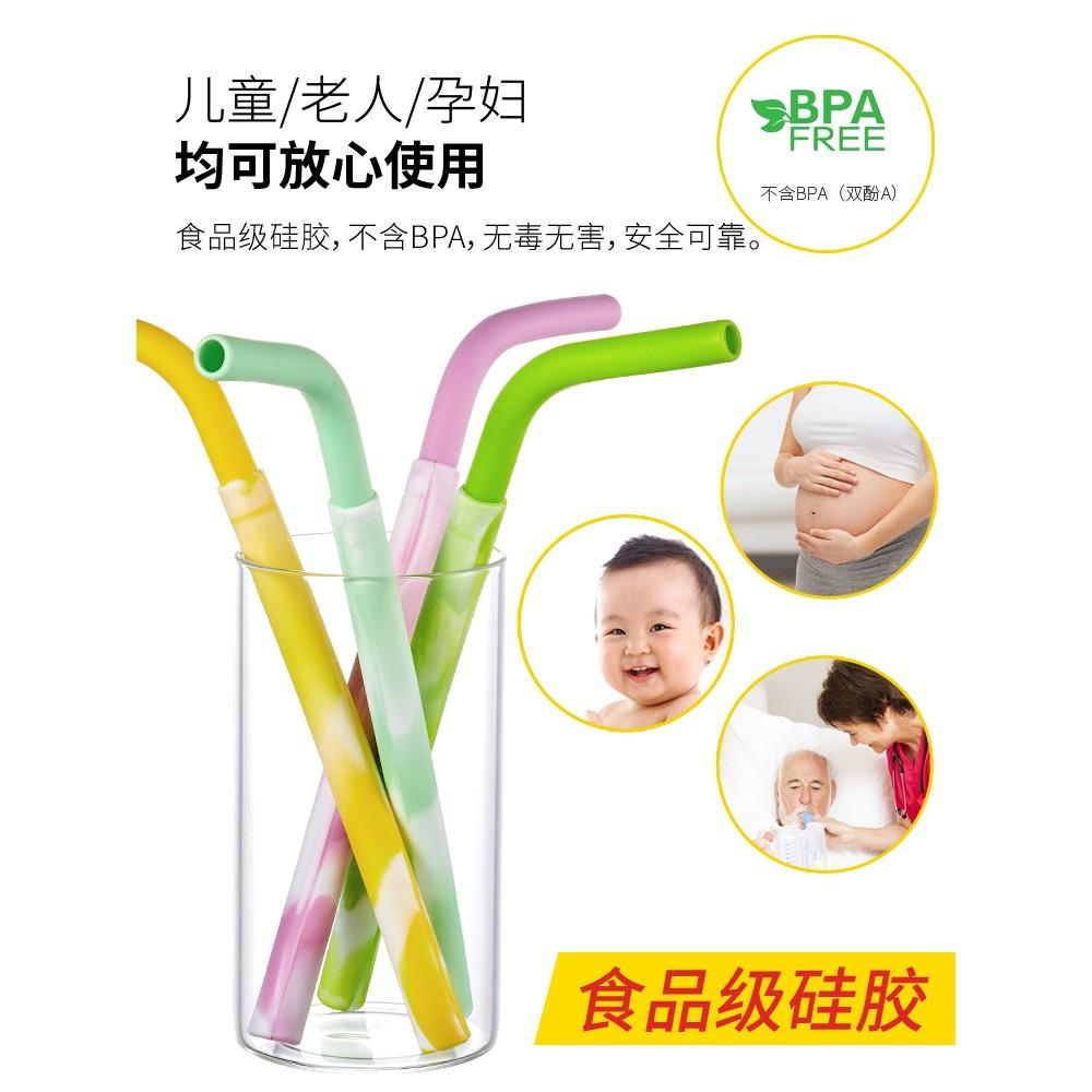 ống hút silicon thân thiện với môi trường - 14402360 , 2762517831 , 322_2762517831 , 142600 , ong-hut-silicon-than-thien-voi-moi-truong-322_2762517831 , shopee.vn , ống hút silicon thân thiện với môi trường