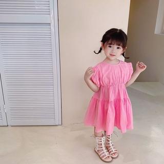 Đầm Công Chúa Màu Hồng Cho Bé Gái 2021 áo đầm công chúa đầm công chúa cho bé gái đầm công chúa dự tiệc váy đầm công chúa gái đầm công chúa dài đầm công chúa bé đầm công chúa cho bé 1 tuổi