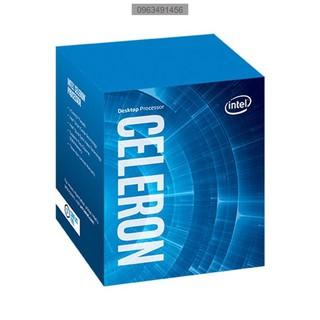 CPU: CPU Intel Celeron G5905 (3.5GHz | 2 nhân | 2 luồng | 4MB Cache)