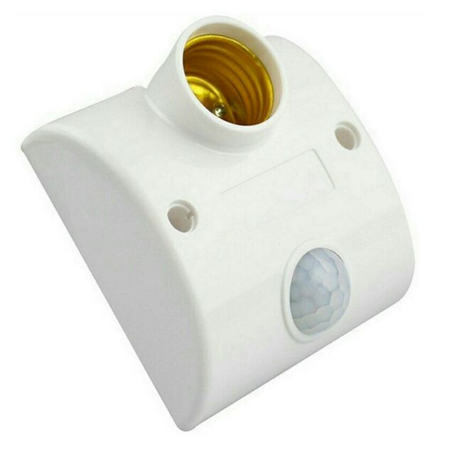 Combo 3 đuôi đèn cảm ứng hồng ngoại tự sáng khi có người chuyển động
