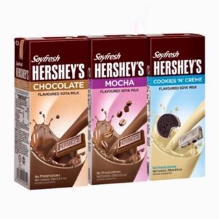 12 Hộp Sữa Đậu Nành Hershey's Soyfresh 946ml
