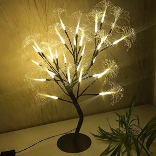 Đèn Led trang trí phòng ngủ là món quà tuyệt với