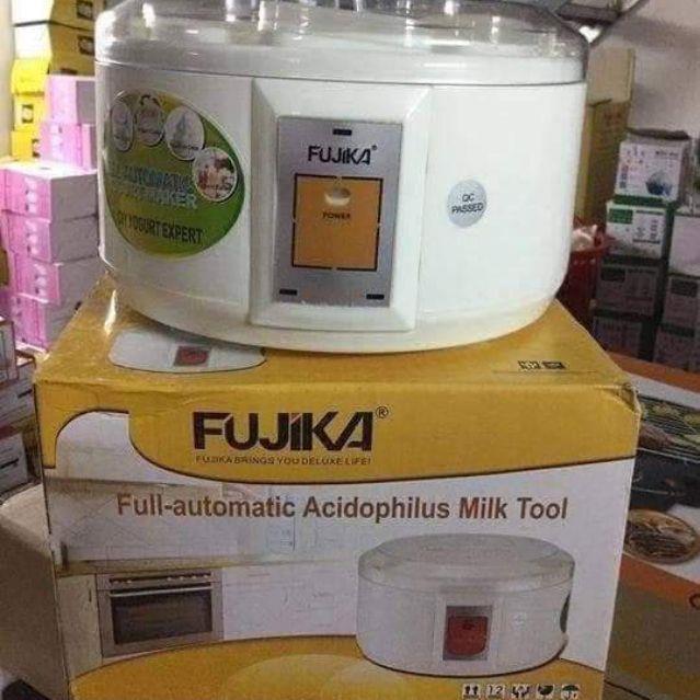 Máy làm sữa chua Fujka 6 cốc
