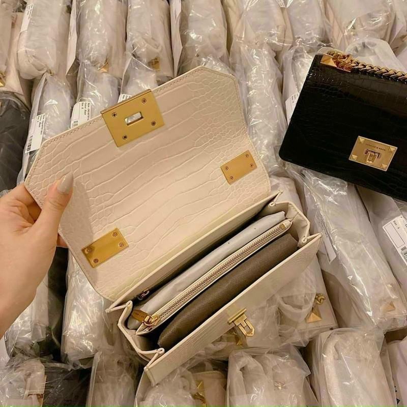 Túi bì thư mẫu mới khoá 4 đinh