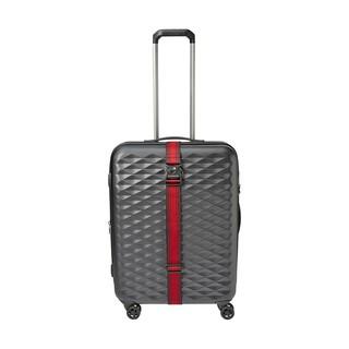 Dây đai Wenger 604597 Luggage Strap, Locking - Đỏ Đen thumbnail