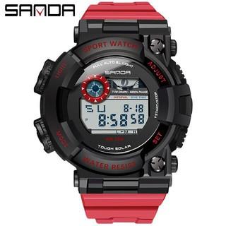 Đồng hồ Nam SANDA JAPAN BLAKE, Siêu Chống Nước, Pin dùng 5 năm