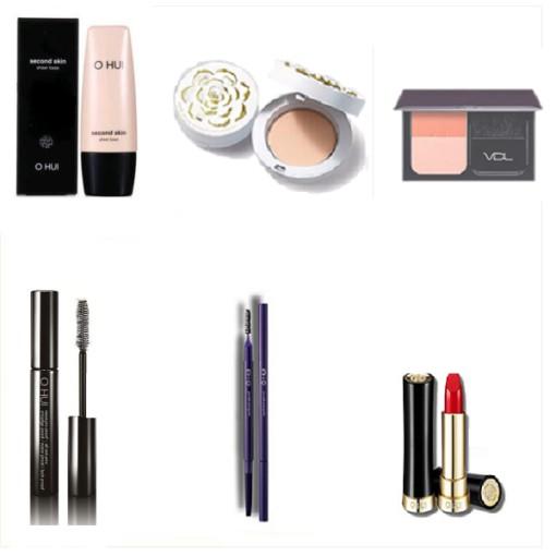 【Mai Phương Ohui】Bộ Mỹ Phẩm Trang Điểm Hoàn Hảo Ohui Make Up Collection