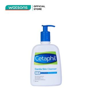 Sữa Rửa Mặt Cetaphil Gentle Skin Cleanser 500ml