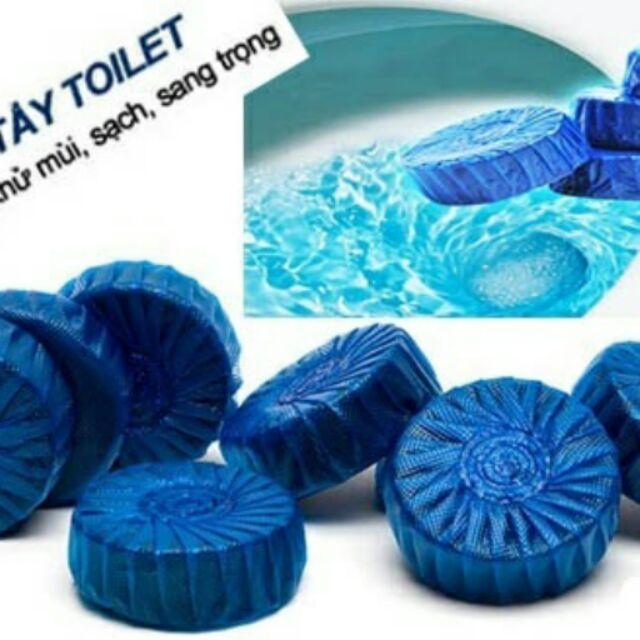 10 Viên tẩy toilet kháng khuẩn
