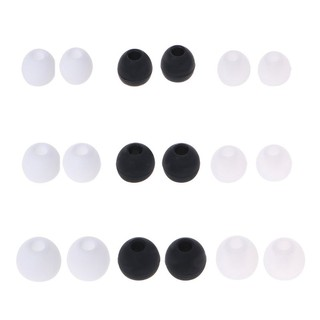 UTA ♥10 Pcs Earplug Protective Cover 4.0mm In-ear Earphone Case for Xiaomi AirDots Youth Version