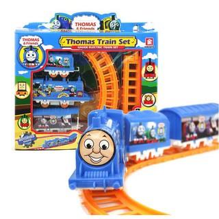 Đồ chơi đoàn tàu hỏa Train set siêu bền