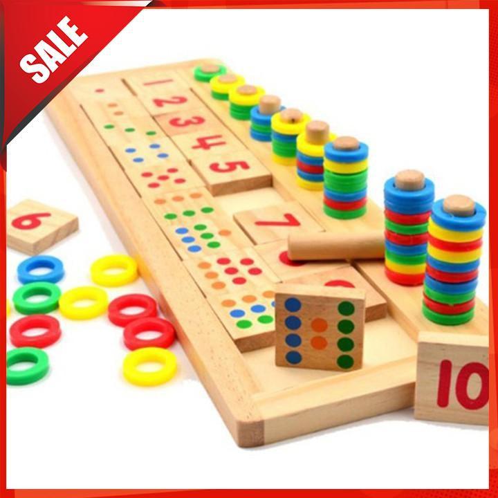 [ẢNH TỰ CHỤP] Đồ chơi giáo dục Montessori, đồ chơi thông minh cho trẻ [BÁN CHẠY]