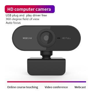 Webcam Hd Có Micro Tự Lấy Nét