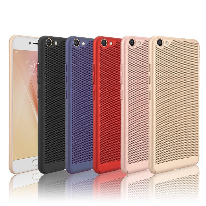 Heat Dissipation Hard PC Phone Cases For VIVO V7 V7Plus X7 X7Plus Vỏ điện thoại di động điện thoại Ốp