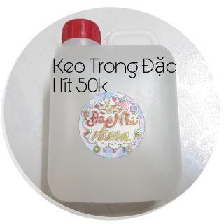 Keo trong/Hồ/Keo làm slime/keo sữa/tuyết nhân tạo