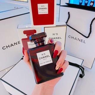 100ML NƯỚC HOA CHANEL NO5 RED, NƯỚC HOA RẺ, SHOP NƯỚC HOA NỮ, NƯỚC HOA UNISEX, NƯỚC HOA MỚI, NƯỚC HOA CHANEL ĐỎ thumbnail