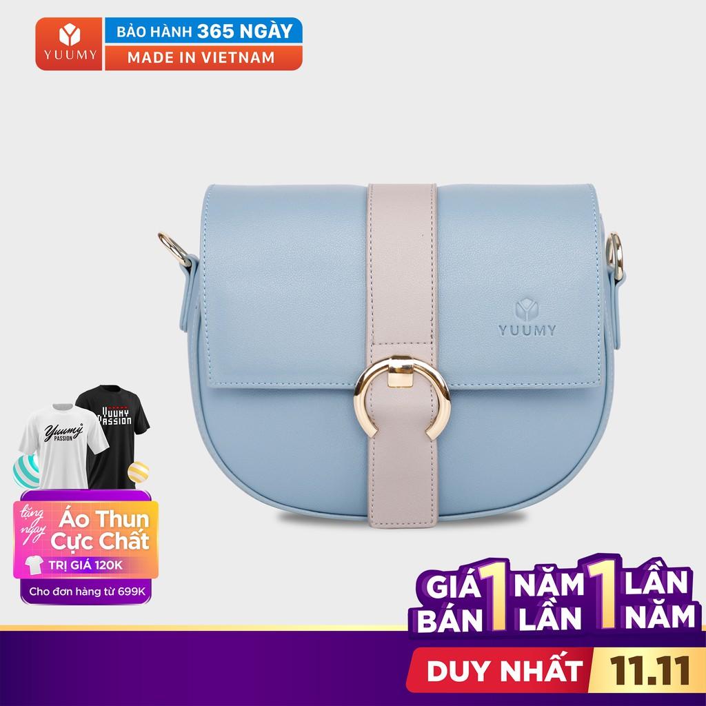 Túi đeo chéo nữ thời trang YUUMY YN71 nhiều màu