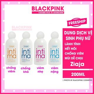Intima Dung dịch vệ sinh phụ nữ Ziaja Balan 200ml 1