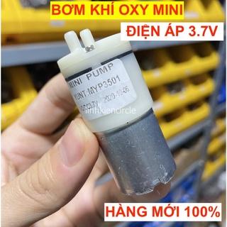 Bơm không khí Bơm chân không 3.7V Bơm oxy lưu lượng lớn Máy đo huyết áp Máy hút sữa – LK0386