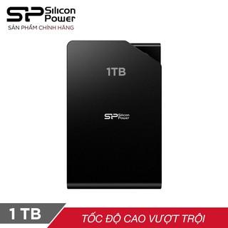 Ổ cứng di động Silicon Power Stream S03 1TB / USB 3.1 Gen 1 - Hãng phân phối chính thức