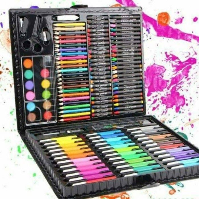 Hộp màu 150 chi tiết cho bé - 2811956 , 1150975097 , 322_1150975097 , 160000 , Hop-mau-150-chi-tiet-cho-be-322_1150975097 , shopee.vn , Hộp màu 150 chi tiết cho bé