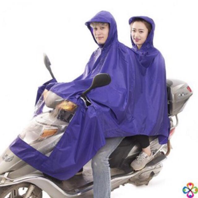 có sỉ giá rẻ] Áo mưa 2 đầu vải dù siêu bền chống rách   Shopee ...