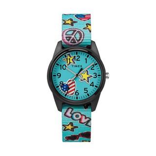 Đồng hồ Trẻ Em Timex Kids Analog 28mm - TW7C23500. thumbnail