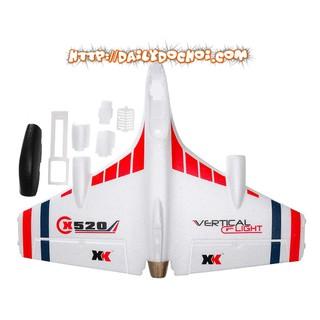 Trọn bộ vỏ máy bay full thân XK X520 dùng để chế tạo, thay thế cho máy bay XK X520 hàng chất lượng cao, giá thành tốt