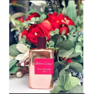 Nước hoa dùng thử Atelier Cologne Rose Anonyme Extrait 5ml 10ml 20ml heobu thumbnail