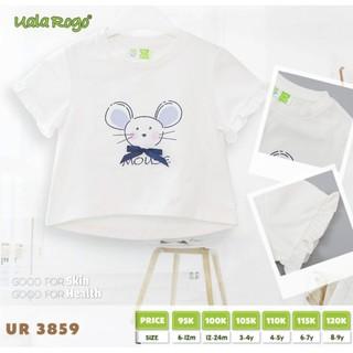 (Sale) Áo cộc UalaRogo cho bé