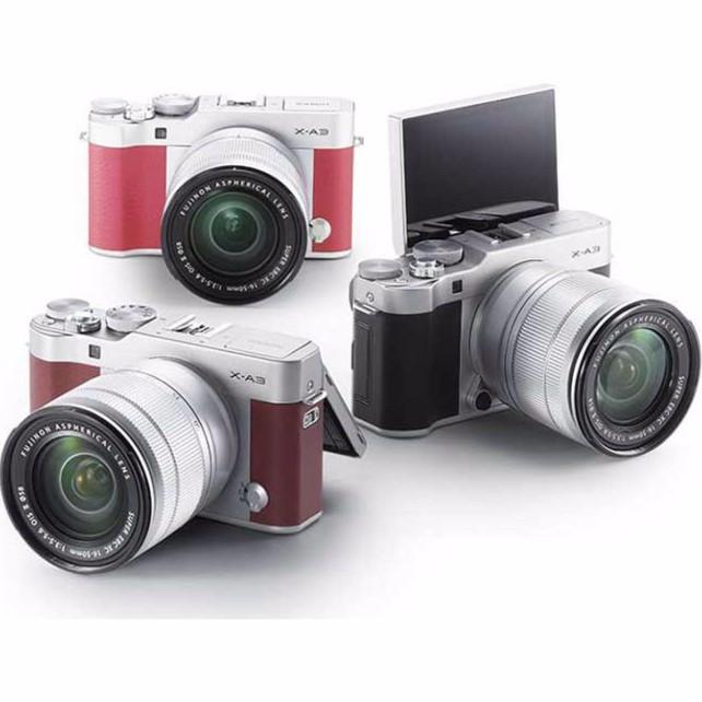 Máy Chụp Ảnh Fujifilm X-A3 KIT 16-50mm F/3.5-5.6 OIS II ( hàng chính hãng ) tặng kèm thẻ 16gb
