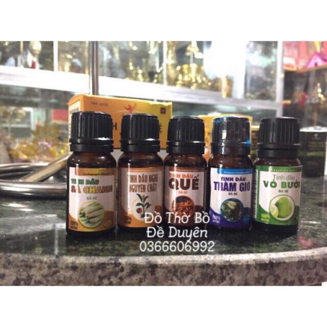 Tinh dầu nguyên chất Bà Bé