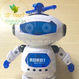 ROBOT DANCING 360 độ