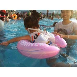 Phao bơi chống lật mã 2018 cho bé trai/ bé gái