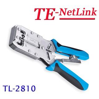 Kìm mạng Cat6 TL- 2810 chuyên bấm hạt mạng Rj11, Rj45, Cat5, cat6......chuyên dụng cho các loại hạt mạng