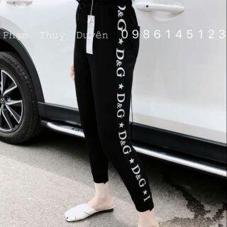 Quần leggings D&G hàng Quảng Châu