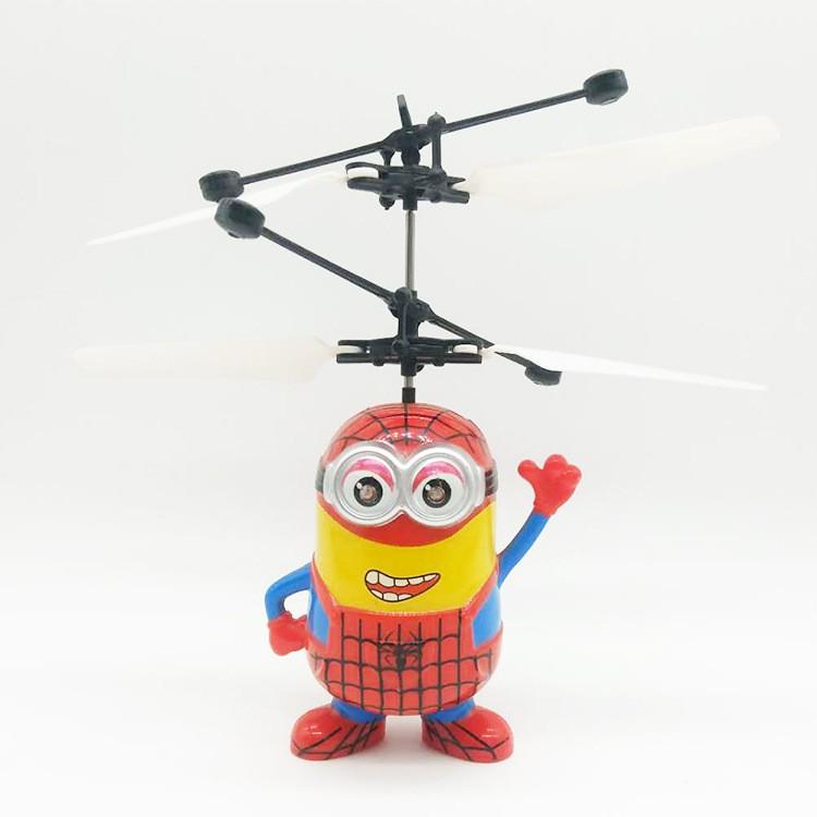 Đồ chơi minion cảm ứng bay (rẻ thanh lý)