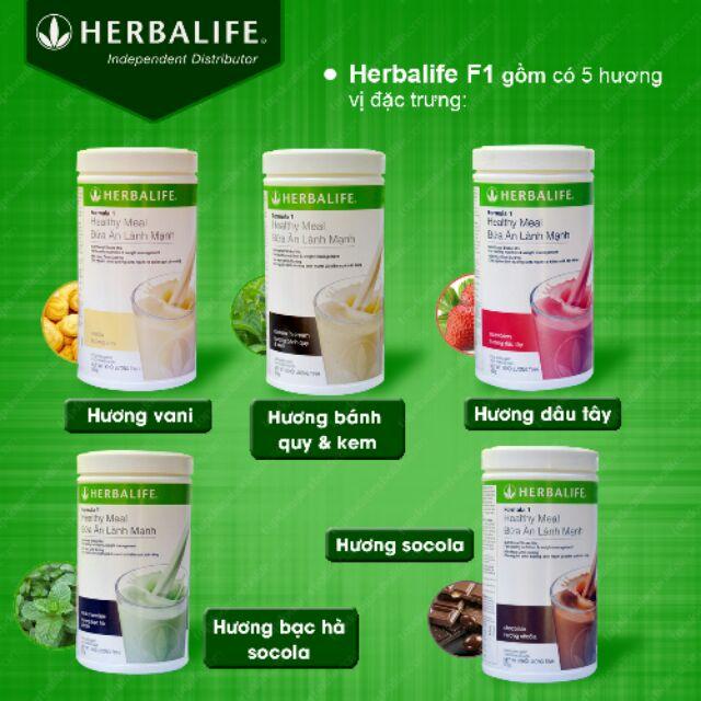 [Hàng có sẵn] F1 Herbalife, (Bữa ăn lành mạnh Herbalife), (Sữa giảm cân Herbalife) - 2609318 , 230695036 , 322_230695036 , 427000 , Hang-co-san-F1-Herbalife-Bua-an-lanh-manh-Herbalife-Sua-giam-can-Herbalife-322_230695036 , shopee.vn , [Hàng có sẵn] F1 Herbalife, (Bữa ăn lành mạnh Herbalife), (Sữa giảm cân Herbalife)