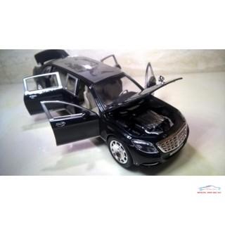 Mô hình đồ chơi xe Ô Tô – Maybach S600 lengthened 1:32