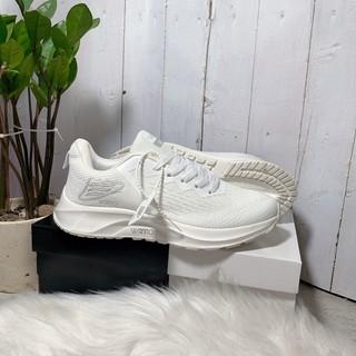 Giày Wanno thể thao trắng full nam nữ nhẹ êm - kèm hộp thumbnail