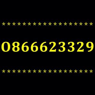 SIM VIETTEL 0866623329