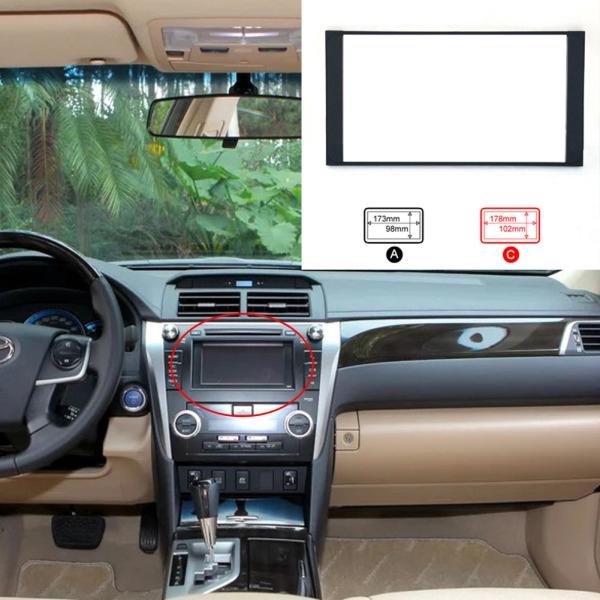 Khung gắn bảng điều khiển xe hơi Toyota Camry - 23065132 , 2804152496 , 322_2804152496 , 80000 , Khung-gan-bang-dieu-khien-xe-hoi-Toyota-Camry-322_2804152496 , shopee.vn , Khung gắn bảng điều khiển xe hơi Toyota Camry