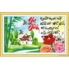 Tranh thêu 222934